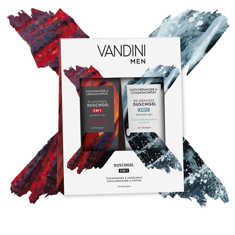 VANDINI Men Duo Set